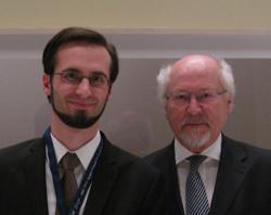 Bernd Suchomski und Prof. Dr. Alfred Büllesbach